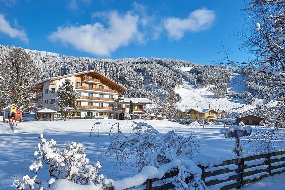 Skiurlaub Sportclub Schwaiger Skiwelt Amad-Eben im Pongau